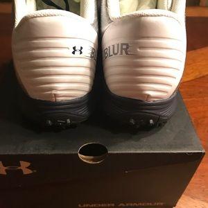 Under Armour Shoes - BRAND NEW Under Armour Blur Turf Shoe/Cleat
